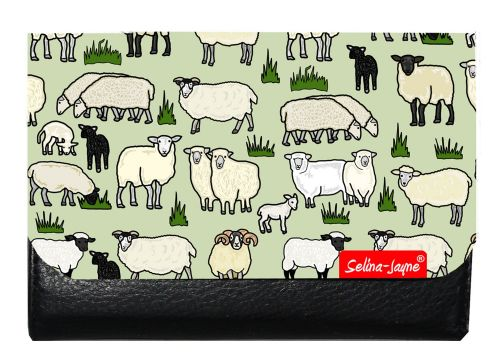 Selina-Jayne Sheep Limited Edition Designer Small Purse